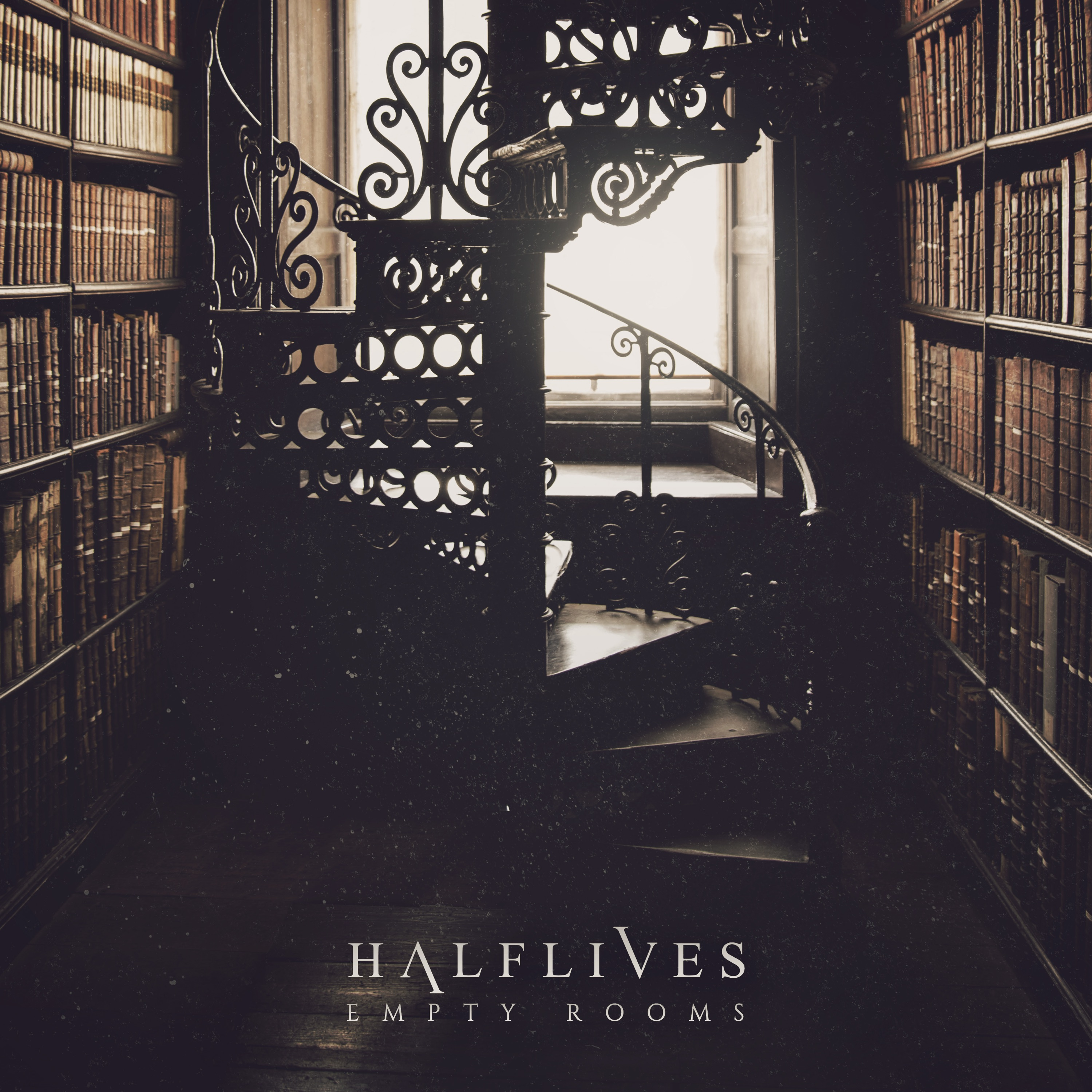 Half Lives Empty Rooms Album